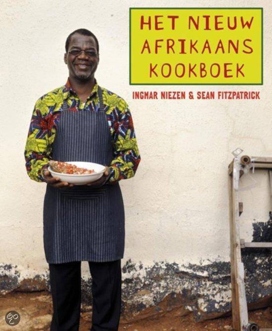 Het nieuw Afrikaanse kookboek