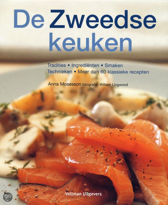 Engelse Keuken Recepten : bol.com De Zweedse keuken, A. Mosesson 9789059207387 Boeken
