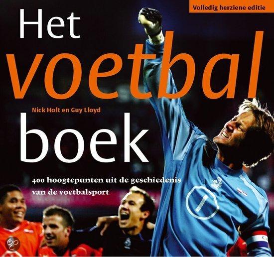 Het Voetbalboek