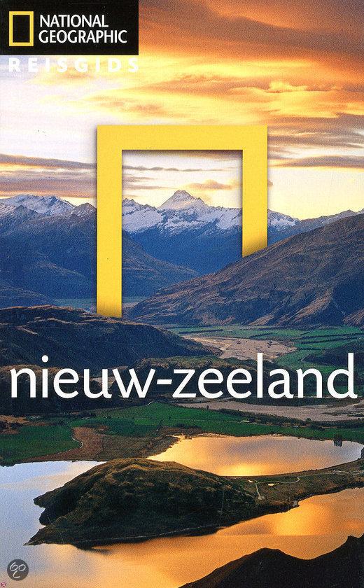 National Geographic Reisgids Nieuw Zeeland