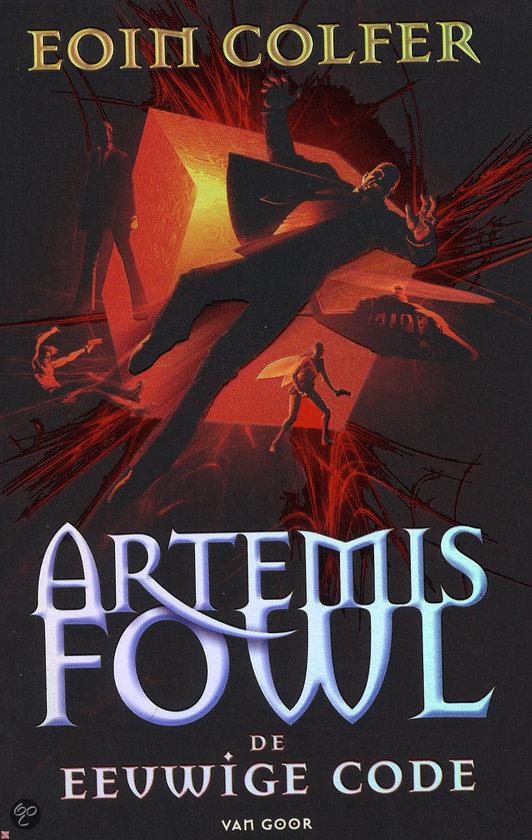 Artemis Fowl / De Eeuwige code / druk Heruitgave