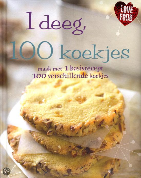 1 Deeg 100 Koekjes