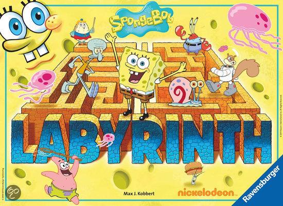 Afbeelding van het spel SpongeBob Labyrinth