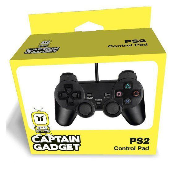 Sony PlayStation Captain Gadget DualShock Controller Zwart PS2