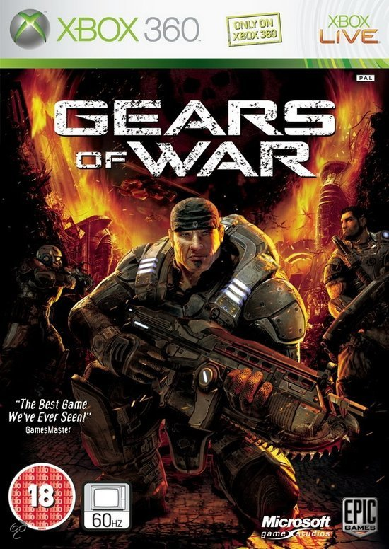 Image of Gears of War Collectors Edition (0882224262606)