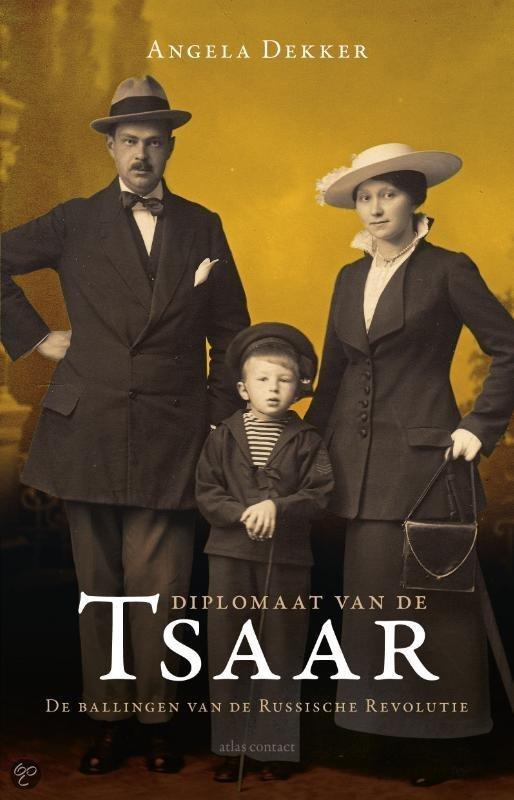 Diplomaat van de Tsaar