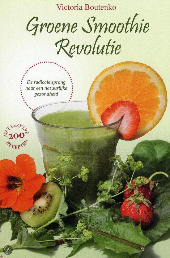 Groene smoothie revolutie