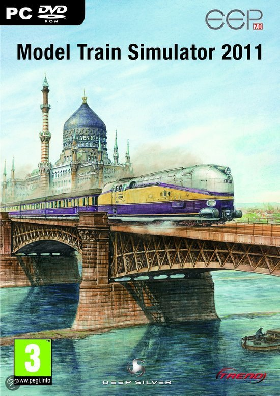 Model Train Simulator 2011