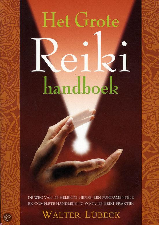 Het grote Reiki handboek