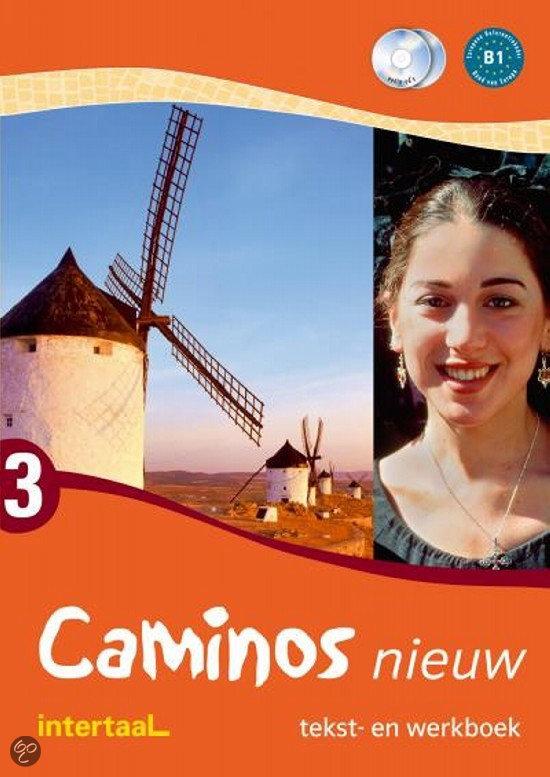 Caminos nieuw 3. Tekst- En Werkboek