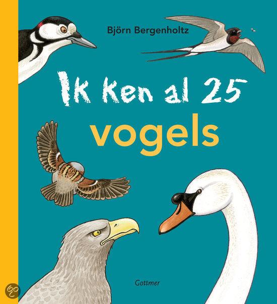 Ik ken al 25 vogels