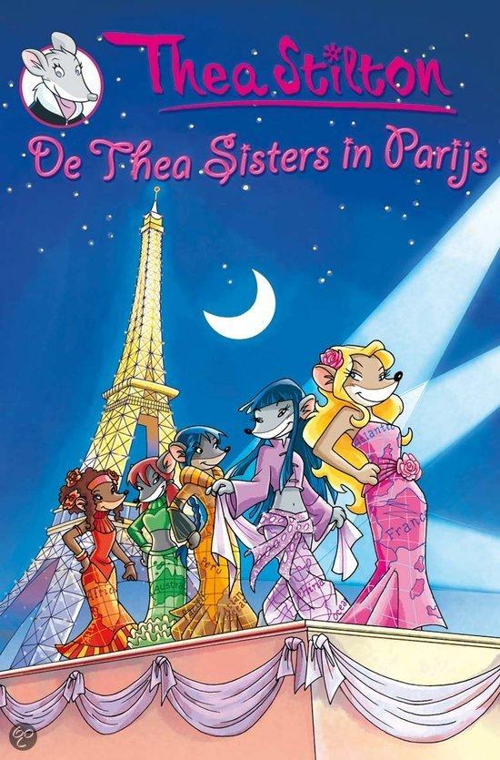 De Thea Sisters in Parijs / 4
