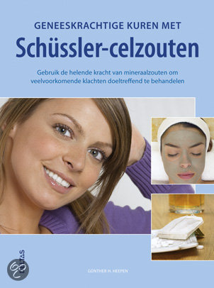 Geneeskrachtige kuren met Schussler-celzouten
