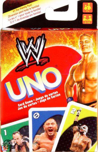 Afbeelding van het spel Uno WWE