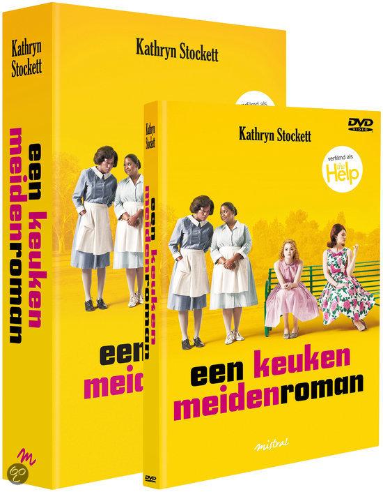 Een keukenmeidenroman + DVD