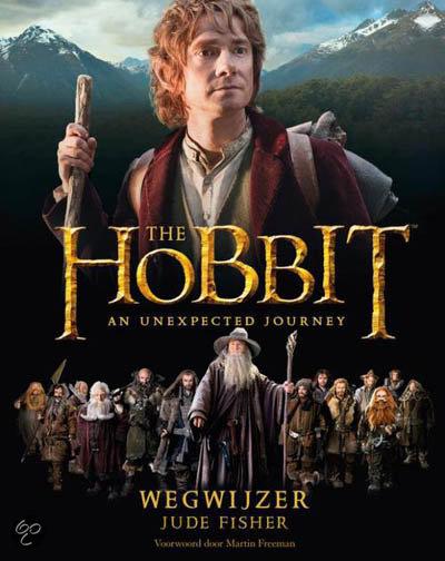 The hobbit wegwijzer