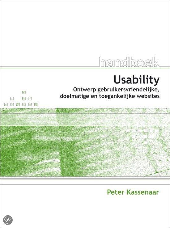 Handboek Usability