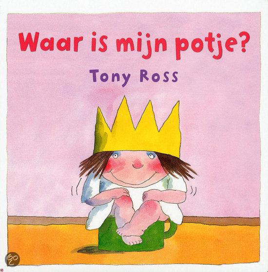 De kleine prinses - waar is mijn potje?