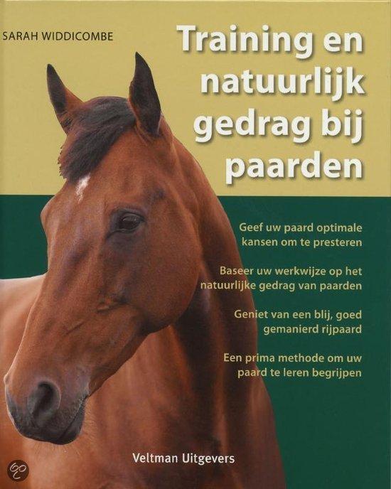 Training en natuurlijk gedrag bij paarden