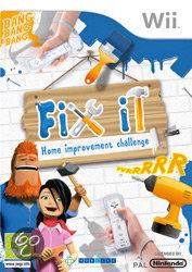 Fix It: Home Improvement Challenge kopen