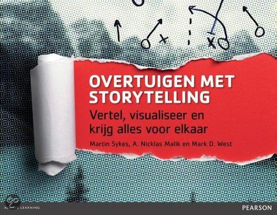 Overtuigen met storytelling