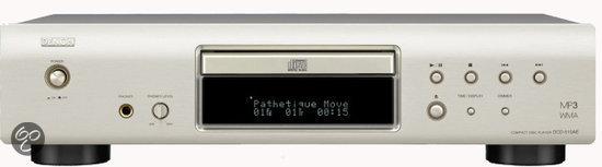 Denon DCD-510AE - CD Speler - Zilver