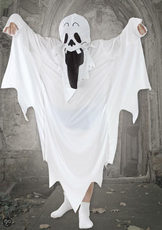 Spook kostuum maken