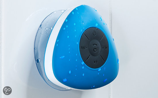 bol.com | Avanca Waterproof Bluetooth Speaker Blue