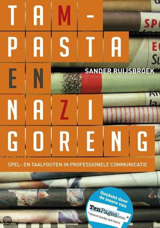 Tampasta en Nazi Goreng