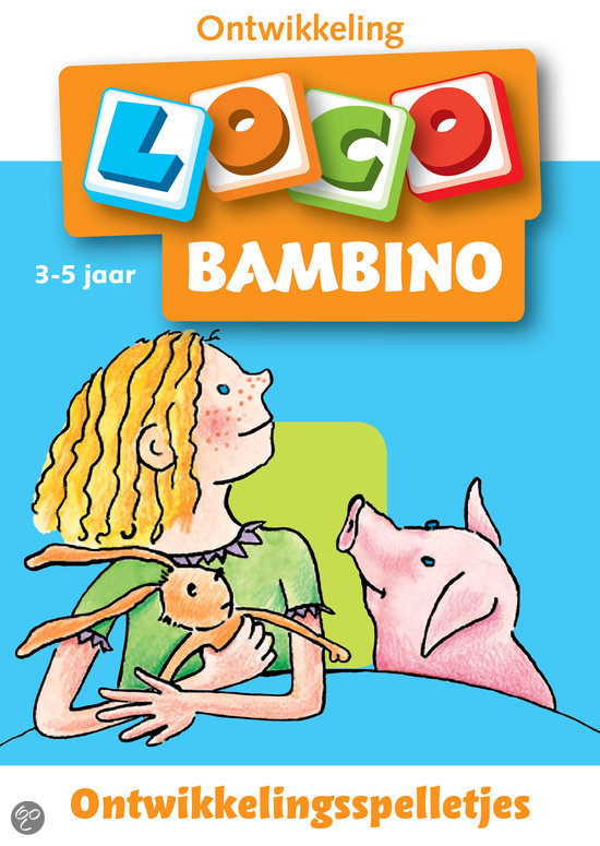 Bambino Loco / 2 / deel Concentratiespelletjes