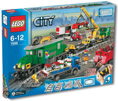 lego city 7998 instructions