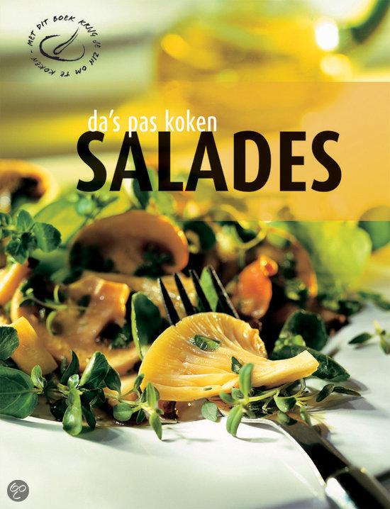 Da's pas koken / Salades
