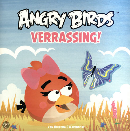 Angry Birds Verrassing !