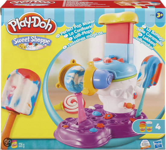 Play-Doh Lolly Maker - Klei