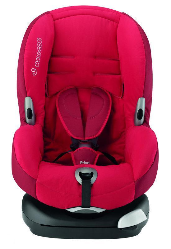 maxi cosi priori xp autostoel intense red. Black Bedroom Furniture Sets. Home Design Ideas