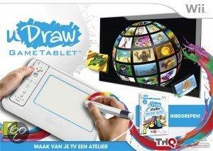 u Draw Gametablet +uDraw Studio: Instant Artist