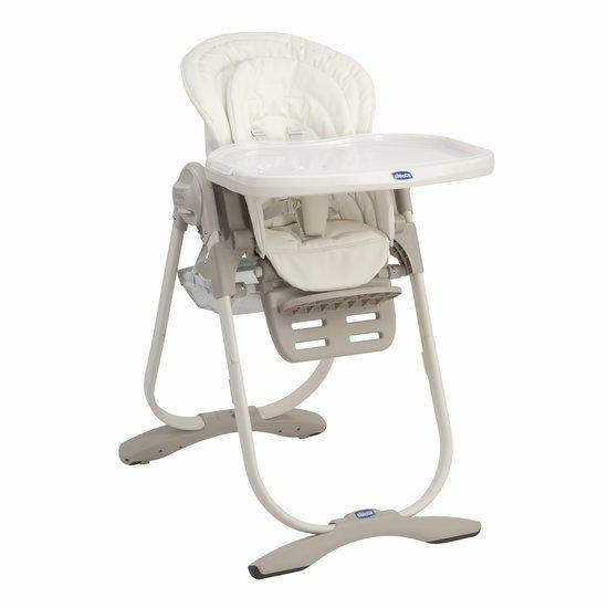 Chicco polly magic kinderstoel wit - Chaise haute polly magic en chicco ...