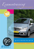 1020 vragen personenauto Examentraining - 17e druk - Actuele druk
