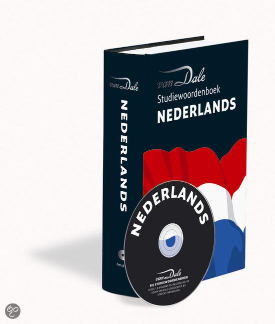 Van Dale Studiewoordenboek Nederlands