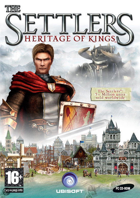 The Settlers - 5 Heritage Of Kings - Gold Edition - PC