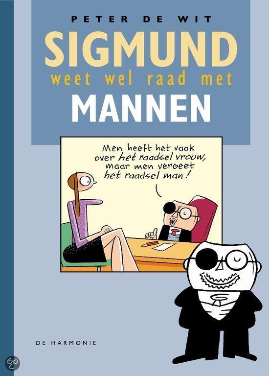 Sigmund Weet Wel Raad Met Mannen