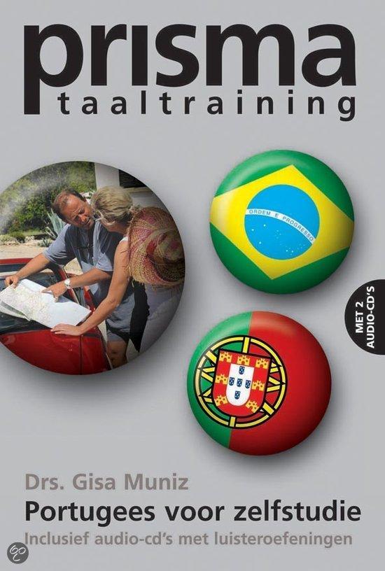 Portugees Voor Zelfstudie + 2 Cd's