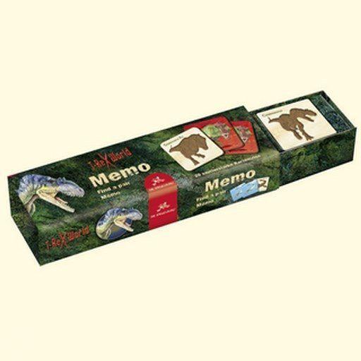 Afbeelding van het spel Spiegelburg Memo T-Rex World