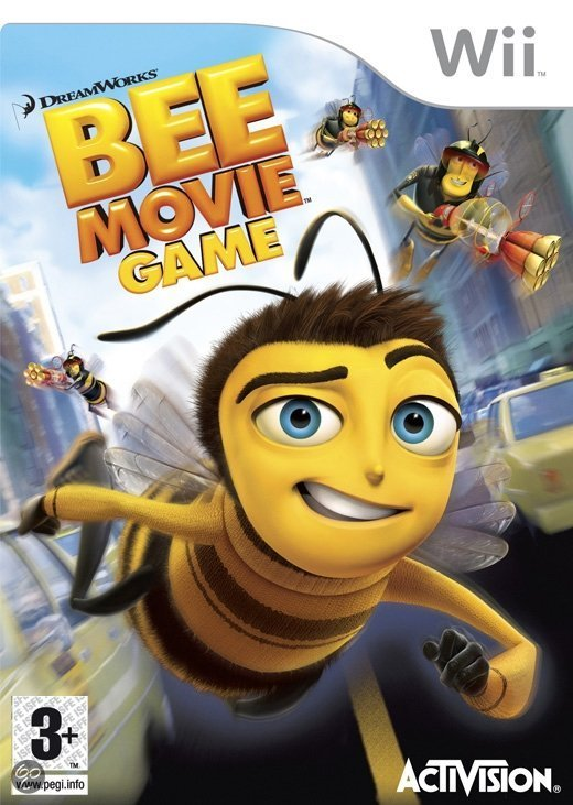 Bee Movie Game kopen