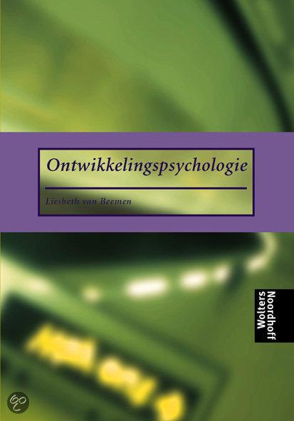 Ontwikkelingspsychologie
