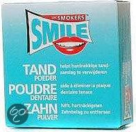 Smile Tandpoeder - 50 gr - Tandpasta