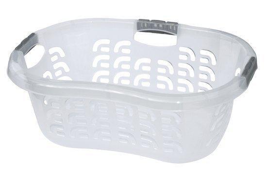 Idee wasmand design : bol.com : Curver Ergo Soft Touch Wasmand - 42 l - Transparant