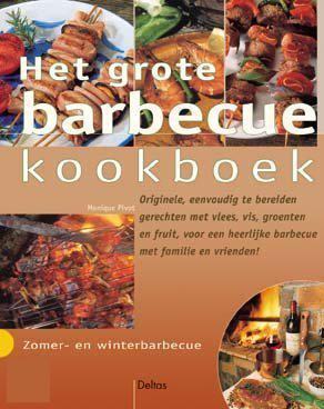 Het Grote Barbecue Kookboek