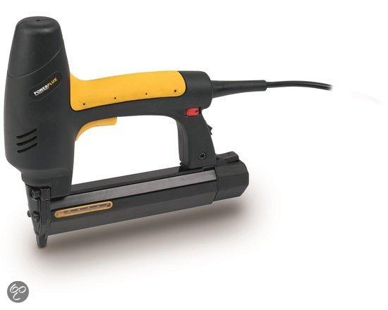 powerplus powx138 elektrische tacker. Black Bedroom Furniture Sets. Home Design Ideas