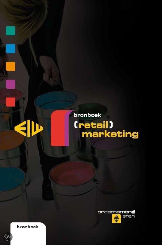 Kerntaken(retail)marketing / deel Bronboek